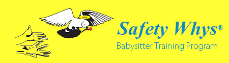 Safety Whys Babysitter Training Program